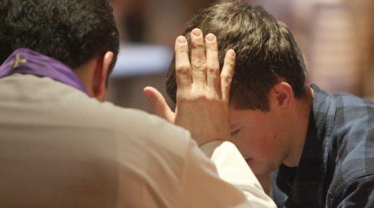 Sacrament of Reconciliation (Confession)