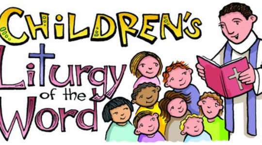 Children's Liturgy 5th Sunday of Lent