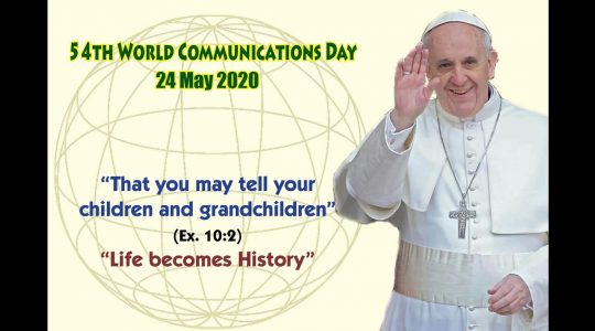 World Communication Sunday