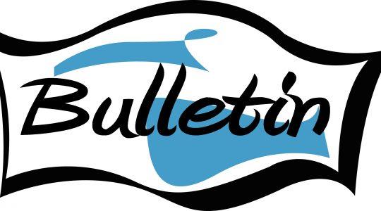 Bulletin 20 December 2020