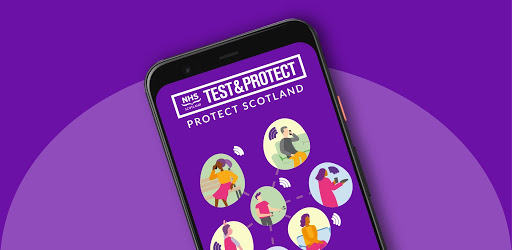 How to use the Check in Scotland NHS Test & Protect App