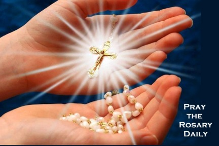 Praying the Rosary for the end of the Pandemic