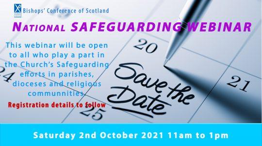 National Safeguarding Webinar